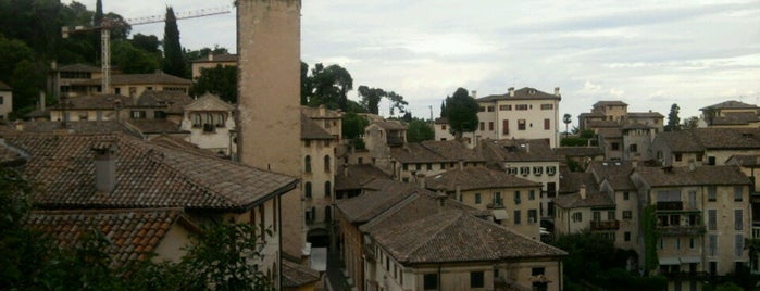 Asolo is one of Luoghi da ricordare.