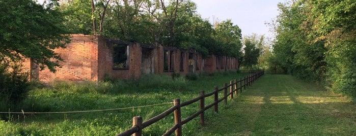 Ex Campo di Concentramento di Fossoli is one of Posti da provare.