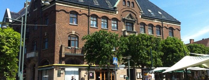 Stortorget is one of Lund och Malmö.