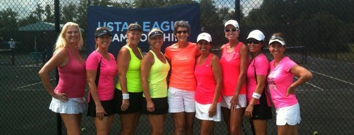 USTA Florida League Tennis Championships is one of Orte, die Gillian gefallen.