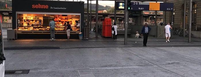 Esslingen ZOB is one of FlixBus.