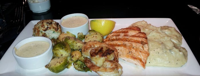 Bristol Seafood Grill is one of 2015 Restaurant Week.