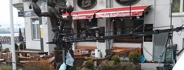 Zum Schellfischposten is one of marnie 님이 저장한 장소.