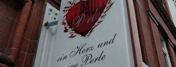 St. Pauli Perle is one of My wine's spots.