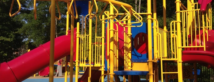 Indian Creek Playground is one of Lieux sauvegardés par ShopTRACY.