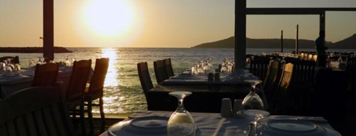 Roka Balık Restaurant is one of Bodrum !!.