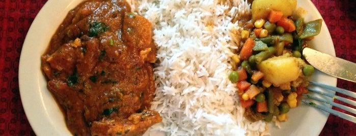 Moon Indian Cuisine is one of Vegetarian.