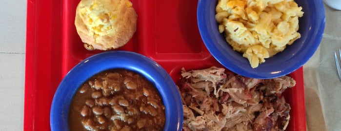 Buckhead Barbecue Company is one of More to do restaurants.
