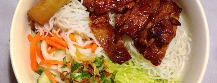 Lotus Vietnamese Cuisine is one of vegan friendly in atlanta ga.
