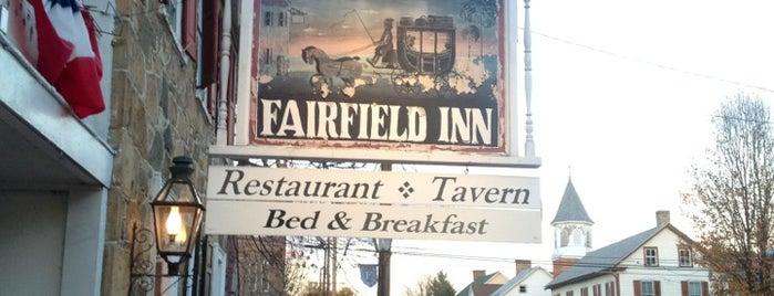 The Fairfield Inn is one of Philadelphia.