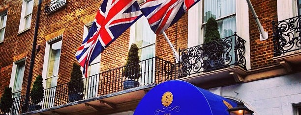 Leonard Hotel is one of London Life Style 2.