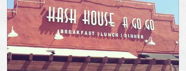 Hash House A Go Go is one of Locais curtidos por Andy.
