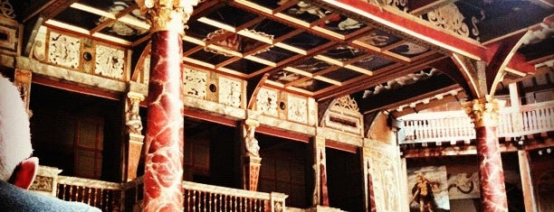 Shakespeare's Globe Theatre is one of London Shows.