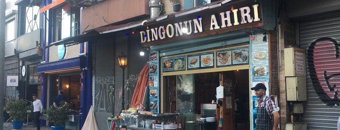 Dingo'nun Ahırı is one of istanbul.