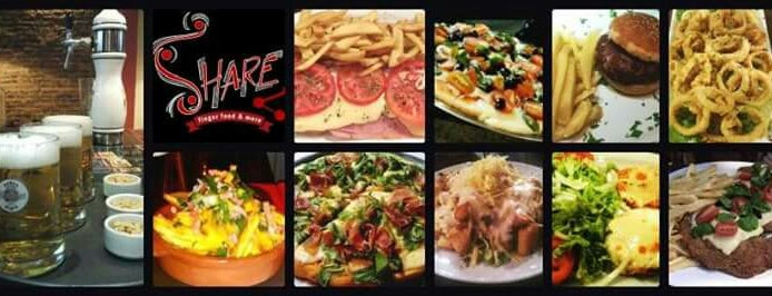 Share Resto & Bar is one of B.A. restaurantes.