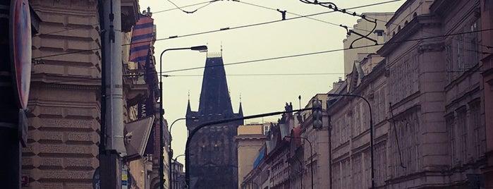 Praha 1 is one of Lugares favoritos de Vitaliy.