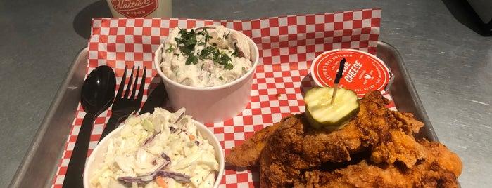 Hattie B's Hot Chicken is one of Posti che sono piaciuti a Chip.