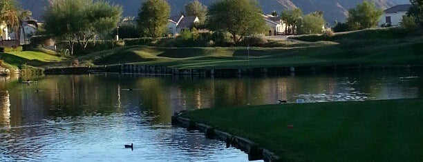 La Quinta Dunes Golf is one of สถานที่ที่ Brandon ถูกใจ.