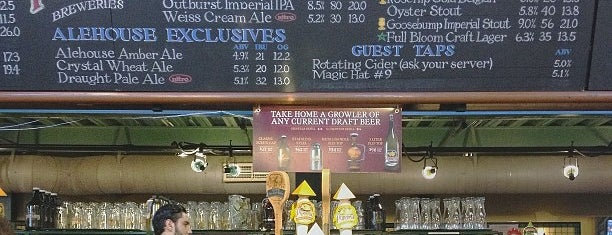 Pyramid Brewery & Alehouse is one of Breweries USA.