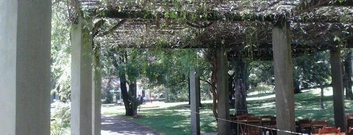 Jardim Botânico de São Paulo is one of Programa A2 ;).
