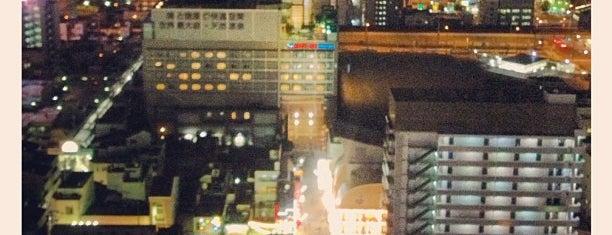 通天閣 展望台 is one of 日本夜景遺産.