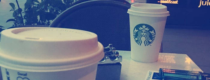 Starbucks is one of Locais curtidos por Cesim.