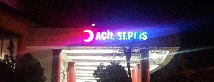 Karasu Devlet Hastanesi is one of Can'ın Beğendiği Mekanlar.