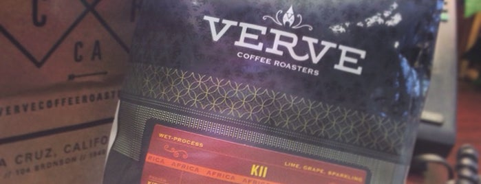 Verve Coffee is one of Leslie 님이 좋아한 장소.