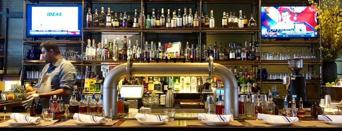 The Vine is one of Foursquare Flatiron - Bars.