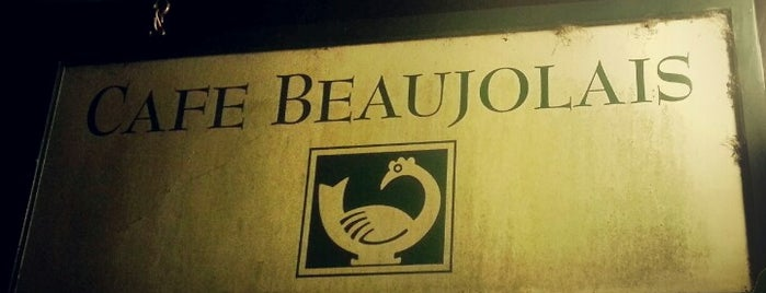 Cafe Beaujolais is one of MENDOCINO, CA.
