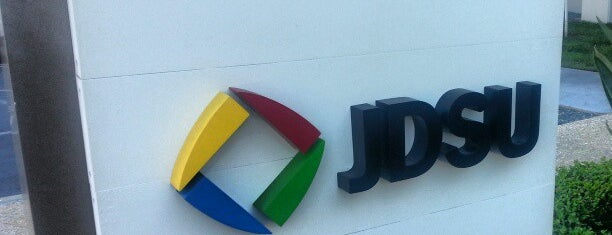 JDSU is one of Silicon Valley Companies.