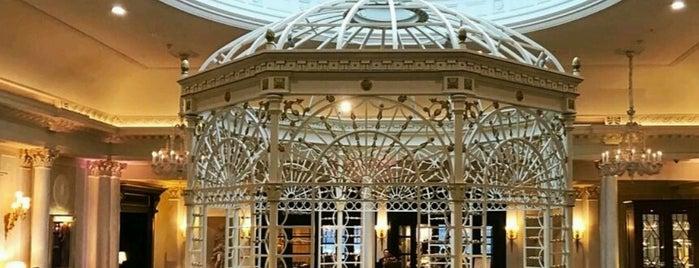 Thames Foyer is one of Mayfair List.
