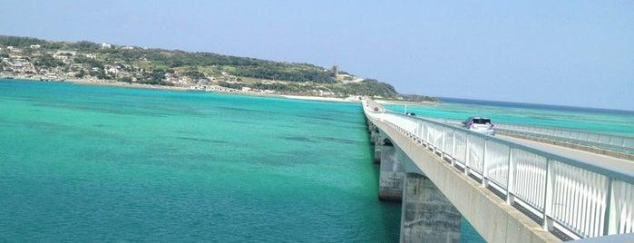 古宇利大橋 is one of Okinawa.