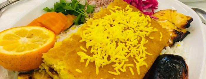 Shamshiri Restaurant | رستوران شمشیری is one of Hamiltonさんのお気に入りスポット.