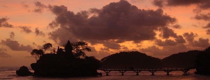 Pantai balekambang is one of Best places in Lamongan, Indonesia.