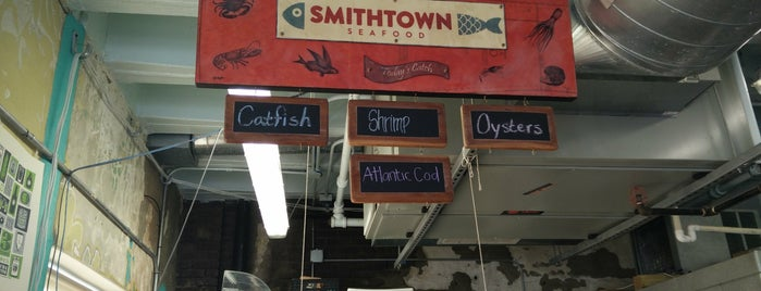 Smithtown Seafood is one of Matthew : понравившиеся места.