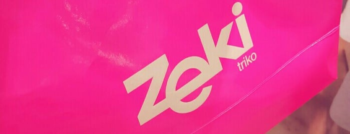 Zeki is one of Veni Vidi Vici İzmir 2.