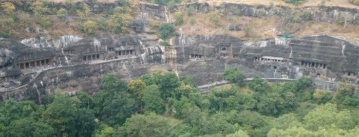 Ajanta Caves | अजिंठा लेणी is one of World Ancient Aliens.