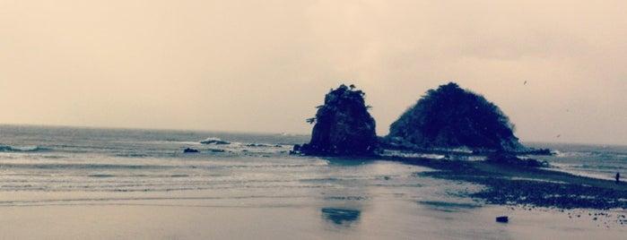 Ggotji Beach is one of 블루씨'ın Beğendiği Mekanlar.