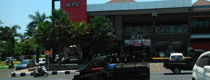 KFC is one of !Bali?.