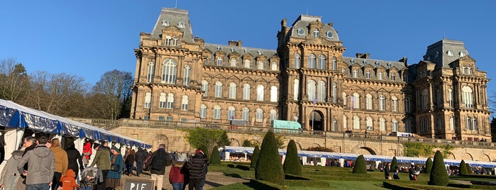 Bowes Museum is one of Lugares favoritos de Carl.