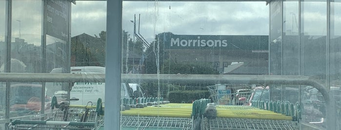 Morrisons is one of Locais curtidos por Carl.