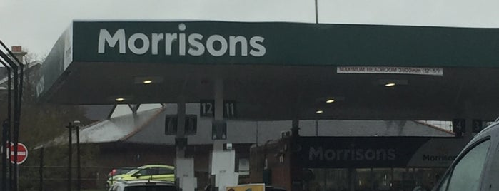 Morrisons Bishop Auckland is one of Posti che sono piaciuti a Carl.