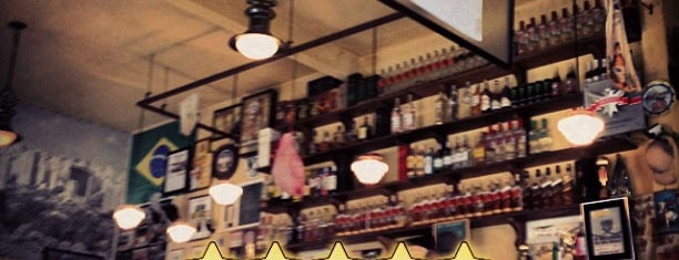 Assembléia Bar is one of Posti salvati di Vanessa.