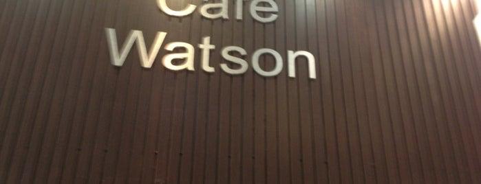 Café Watson is one of Charles'in Beğendiği Mekanlar.