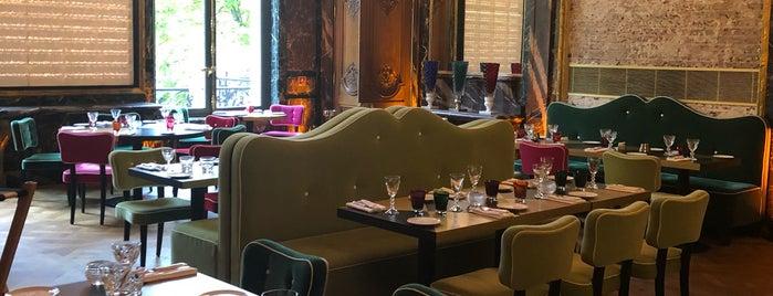 Cristal Room Baccarat is one of สถานที่ที่ Ruggero ถูกใจ.