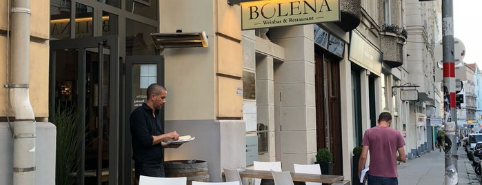 Bolena is one of ausgehen // essen // genießen.