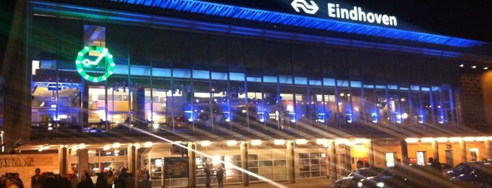 Stationsplein is one of (Temp) Best of Eindhoven.