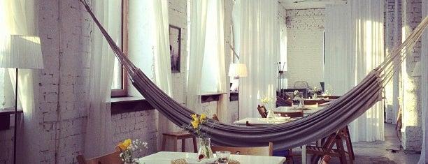 Море внутри is one of Moscow - Restaurants / Cafes.