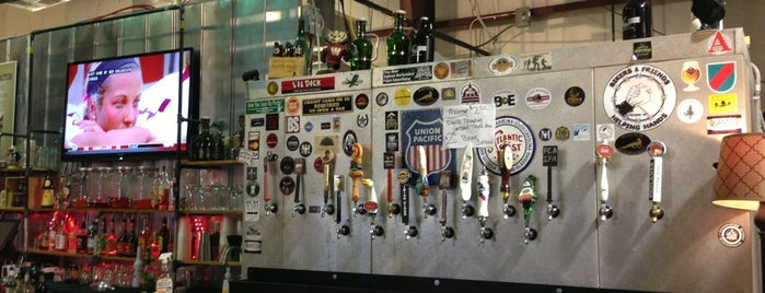Railhouse Brewery is one of Southern Pines Food and Drink.